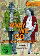 Away We Go - German Movie Cover (xs thumbnail)