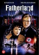 Fatherland - Dutch DVD movie cover (xs thumbnail)