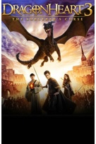 Dragonheart 3: The Sorcerer's Curse - Movie Cover (xs thumbnail)