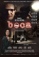Boca do Lixo - Brazilian Movie Poster (xs thumbnail)