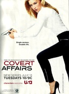 """""""Covert Affairs"""" - Movie Poster (xs thumbnail)"""