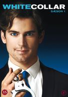 """White Collar"" - Danish DVD cover (xs thumbnail)"