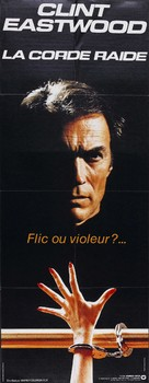 Tightrope - French Movie Poster (xs thumbnail)