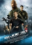 G.I. Joe: Retaliation - German Movie Poster (xs thumbnail)
