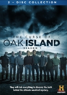 """The Curse of Oak Island"" - DVD cover (xs thumbnail)"