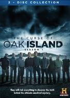 """The Curse of Oak Island"" - DVD movie cover (xs thumbnail)"