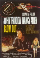 Blow Out - German Movie Poster (xs thumbnail)