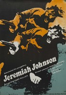 Jeremiah Johnson - Polish Movie Poster (xs thumbnail)