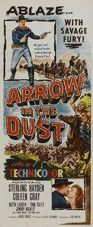 Arrow in the Dust - Movie Poster (xs thumbnail)