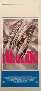 The Howling - Italian Movie Poster (xs thumbnail)
