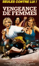 Act of Vengeance - French VHS movie cover (xs thumbnail)