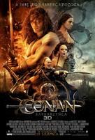 Conan the Barbarian - Polish Movie Poster (xs thumbnail)