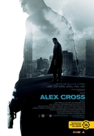 Alex Cross - Hungarian Movie Poster (xs thumbnail)