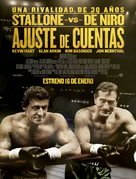 Grudge Match - Chilean Movie Poster (xs thumbnail)