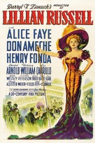 Lillian Russell - Movie Poster (xs thumbnail)