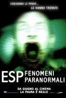 Grave Encounters - Italian Movie Poster (xs thumbnail)
