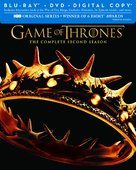 """""""Game of Thrones"""" - Blu-Ray movie cover (xs thumbnail)"""