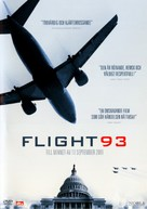 Flight 93 - Swedish DVD movie cover (xs thumbnail)