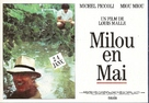 Milou en mai - French Movie Poster (xs thumbnail)