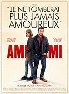 Ami-ami - French Movie Poster (xs thumbnail)