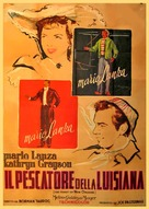 The Toast of New Orleans - Italian Movie Poster (xs thumbnail)