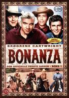 """Bonanza"" - Danish DVD cover (xs thumbnail)"