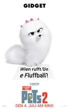 The Secret Life of Pets 2 - Luxembourg Movie Poster (xs thumbnail)