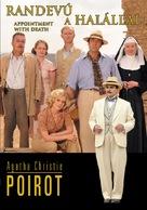 """Poirot"" - Hungarian DVD cover (xs thumbnail)"