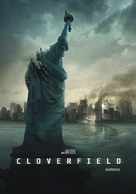 Cloverfield - Argentinian Movie Poster (xs thumbnail)