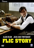 Flic Story - Italian Movie Cover (xs thumbnail)