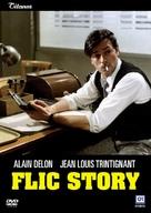 Flic Story - Italian Movie Cover (xs thumbnail)