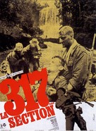 La 317eme section - French Movie Poster (xs thumbnail)