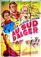 South of Algiers - French Movie Poster (xs thumbnail)