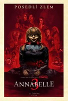 Annabelle Comes Home - Czech Movie Poster (xs thumbnail)