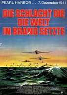 Tora! Tora! Tora! - German Movie Poster (xs thumbnail)