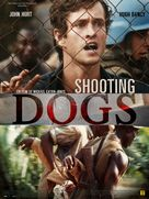 Shooting Dogs - French Movie Poster (xs thumbnail)