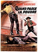 Town Tamer - French Movie Poster (xs thumbnail)