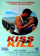 Kiss or Kill - Movie Poster (xs thumbnail)