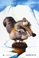 Ice Age - Teaser movie poster (xs thumbnail)