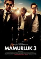 The Hangover Part III - Serbian Movie Poster (xs thumbnail)