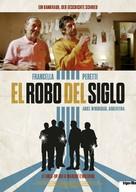 El robo del siglo - Swiss Movie Poster (xs thumbnail)