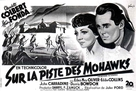 Drums Along the Mohawk - French Movie Poster (xs thumbnail)