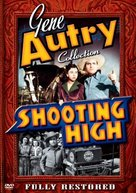Shooting High - DVD cover (xs thumbnail)