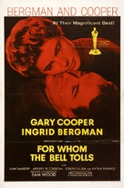 For Whom the Bell Tolls - Movie Poster (xs thumbnail)