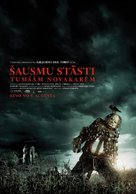 Scary Stories to Tell in the Dark - Latvian Movie Poster (xs thumbnail)