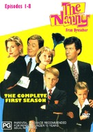"""The Nanny"" - Australian DVD cover (xs thumbnail)"