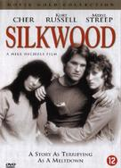 Silkwood - Dutch Movie Cover (xs thumbnail)