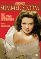 Summer Storm - DVD cover (xs thumbnail)