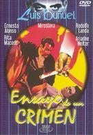 Ensayo de un crimen - Spanish DVD movie cover (xs thumbnail)