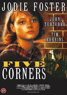 Five Corners - Danish Movie Cover (xs thumbnail)
